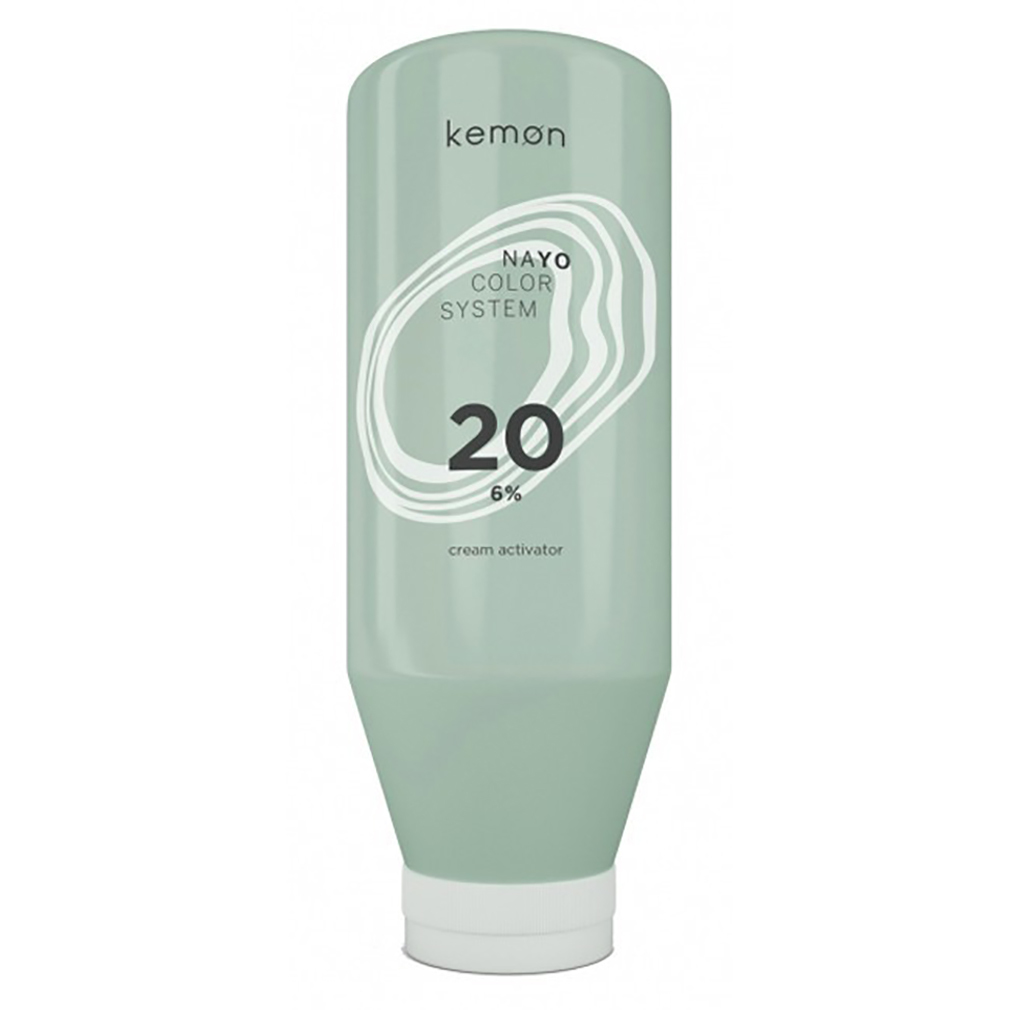 Kemon NA YO Cream Activator 20 Volume 6%-Developer 33.8oz