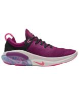 Nike Joyride Run Flyknit Raspberry Red/Black Womens Running 2019 ALL NEW - $179.95