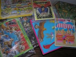 Vintage to NOW Lot of kids Animal Rin Tin Tin SUPERMAN Barney Bear MIGHT... - $23.01