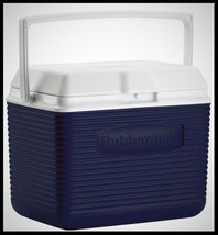 RUBBERMAID 10 qt Food Beverage Cooler Camping Picnic Lunch Box Ice Drink... - $18.03