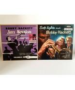 "Bobby Hacket Vintage 10 "" Record Album Jazz Session Columbia 1950 + Soft... - £27.59 GBP"