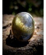 Cosmic Spirit Vortex Portal Universal Gateway Akashic Wisdom Entity Ring... - $477.77
