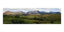 "West Coast Ireland Panoramic Photograph Ready For Framing ""Connemara Mou... - $19.79"