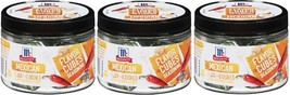 3 Pack McCormick Mexican Flavor Cubes Seasoning, 2.53 oz - 6 Cubes = 6 Dishes - $18.69