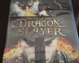 Dawn of the Dragon Slayer [Blu-ray DVD + DC]--NEW SEALED combo pack