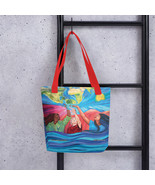 Advocacy Painting Tote bag - $32.00