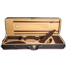 SKY 4/4 Full Size Professional Oblong Shape Lighweight Violin Case with ... - $59.39