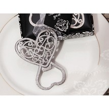 Classic Ornate Heart Bottle Opener - 24 Pieces - $56.95