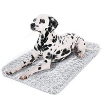 JOEJOY Dog Bed Kennel Pad Washable Anti-Slip Crate Mat for Extra Large Dogs and