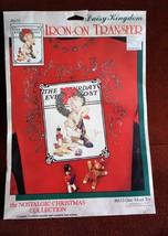 Daisy Kingdom One More Toy Iron-on Transfer # 6133 The Nostalgic Christm... - $10.68
