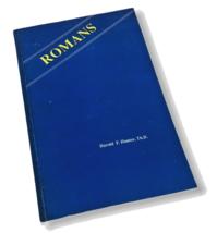 Romans Harold Hunter Bible Study Verse Paul History Theology Teaching Ch... - $19.79