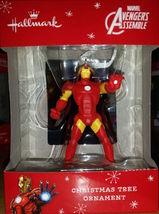 Hallmark Ornament Marvel Avengers Assemble Iron Man
