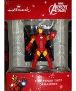 Hallmark Ornament Marvel Avengers Assemble Iron Man  - $12.00