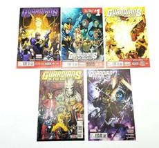 Guardians of the Galaxy Vol 3 #5 #11 #13 Vol 4 #5 Team up #6 Marvel Comi... - $33.85