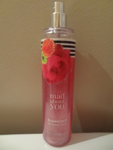 BATH & BODY WORKS  MAD ABOUT YOU  8 OUNCE  FINE FRAGRANCE MIST 95% FULL ... - $10.99
