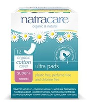 Natracare Natural Ultra Pads, Super Plus, 12-Count Boxes Pack Of 12 - $98.46