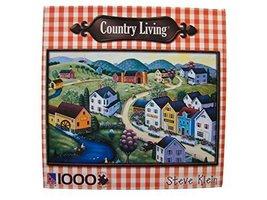 Country Living Steve Klein 1000 Piece Jigsaw Puzzle: Peaceful Springtime - $9.99