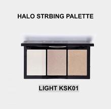 KISS NEW YORK PROFESSIONAL HALO STROBING PALETTE KSK01 LIGHT SHIMMERING ... - $14.84