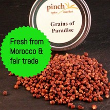 Grains of Paradise (Moroccan) - $14.39