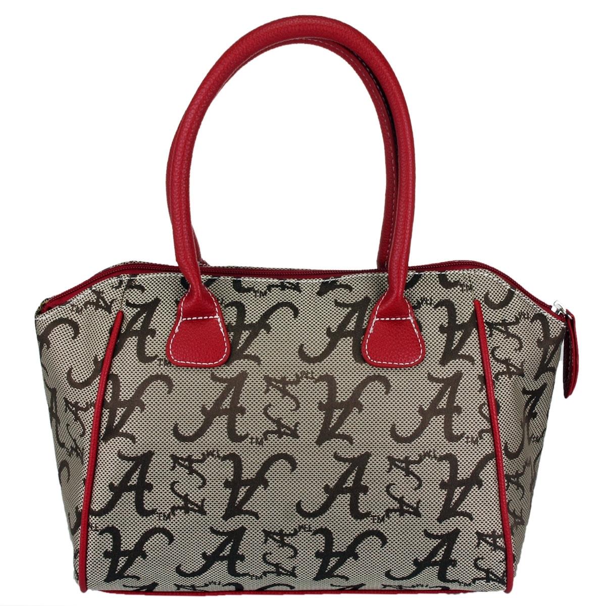 Alabama Crimson Tide The Empress Ncaa Lincensed Handbag for sale  USA