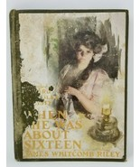 When She Was About Sixteen Riley Christy Illustrated 1911  - $6.92