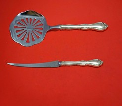 Fontana by Towle Sterling Silver Tomato Serving Set 2-Piece HHWS Custom Made - $129.00