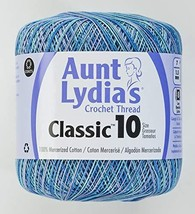 Coats Crochet Classic Crochet Thread, 1 Pack, Ocrean - $6.27