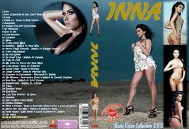 Inna Music Video DVD - $15.95