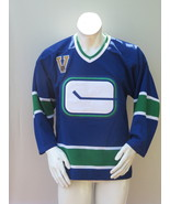 Vancouver Canucks Jersey - Vintage Hockey Collection by CCM - Men's Small - $85.00