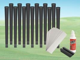 13 Tour Velvet Impact Golf Grips, Brand New Plus Grip Kit - $36.95