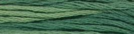 Four Leaf Clover (CCT-195) strand hand-dyed cotton floss Classic Colorworks - $2.15
