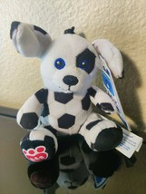 plush soccer dog keychain by Build-A-Bear workshop - $3.95