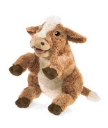 Folkmanis Brown Cow Hand Puppet - $25.63