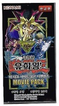 Korea version of Yu-Gi-Oh THE DARK SIDE OF DIMENSIONS MOVIE PACK BOX - $32.04