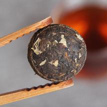 Yunnan Puer Tea Lotus Leaf Compressed Mini Pot 250g - $21.55