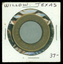 Willow Texas The Beaumont Timber Co. Trade Token - $29.92