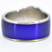 Baby Elephant Shape Children's Color Changing Fashion Mood Ring image 7