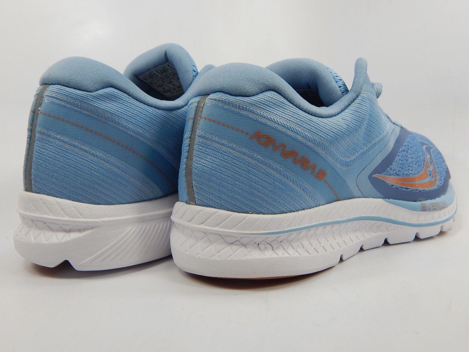 Saucony Kinvara 9 Women's Running Shoes Sz US 8 M (B) EU 39 Blue Denim S10418-30