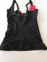 New Spanx Open Bust Camisole Black SZ S $58 - $48.49