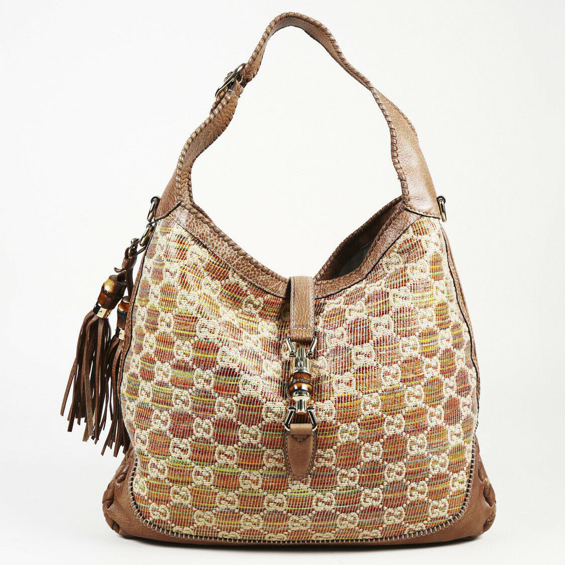 a438a58d77f Gucci Monogram Canvas Large