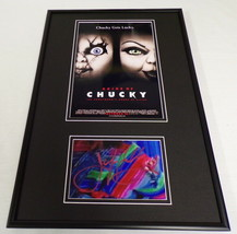 Jennifer Tilly Signed Framed 12x18 Bride of Chucky Poster Display - $65.09