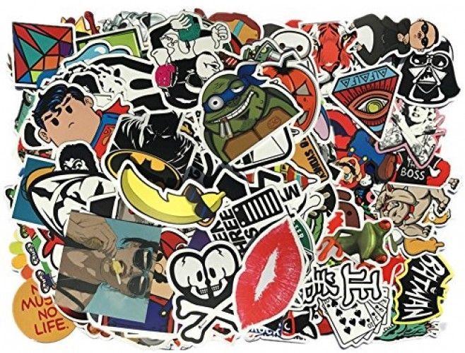 Car Stickers [150 Pcs] , SHENGDELONG Laptop Stickers Waterproof Vinyl Stickers