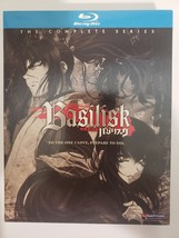 Basilisk: The Complete Series (Viridian Collection) [Blu-ray] image 1