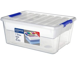 Sistema Storage Collection Multipurpose Container with Organizing Tray a... - $18.84