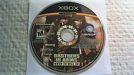 Brothers in Arms: Road to Hill 30 (Microsoft Xbox, 2005) - $3.95