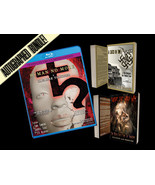 HNM Blu-ray + A CATCH IN TIME + SUICIDE (HNM Segment-Scripts+Stories) (S... - $34.95