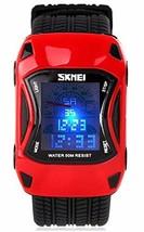 Kids Digital Sport Watch Outdoor Waterproof Watch LED Alarm Stopwatch Child Wris