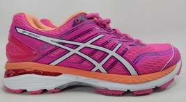 Asics GT 2000 v 5 Size US 7.5 M (B) EU 39 Women's Running Shoes Pink T757N