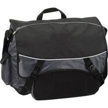 G-Tech Black Padded School/Student Laptop Messenger with Speaker 5215 - $44.95