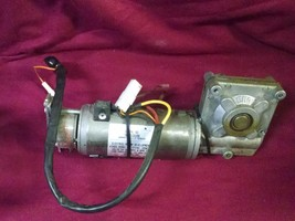 PM50/63--GL-24-GB4-25 Left Wheelchair Motor with Gears - $49.97